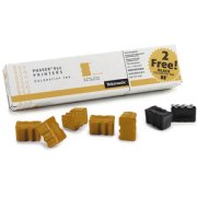 Xerox / Tektronix 016-1827-00 Discount Ink Sticks (5 Yellow / 2 Black)