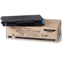 Xerox 106R00680 Cyan High Capacity Laser Cartridge